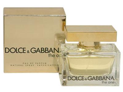 the one perfume dolce & gabbana